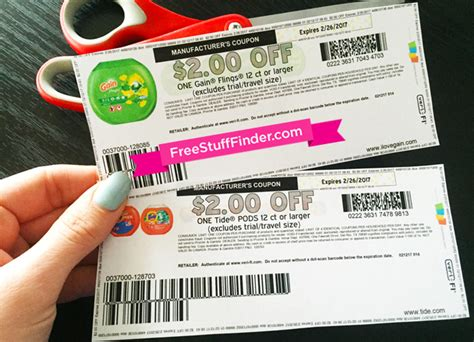 hurry 2 00 tide pods gain flings coupon deals print now