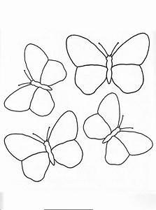 Dessin Facile Papillon : bricolages printemps ~ Melissatoandfro.com Idées de Décoration