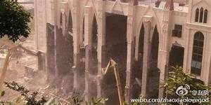 China's Demolition Of Sanjiang Church Prompts Fears Of ...