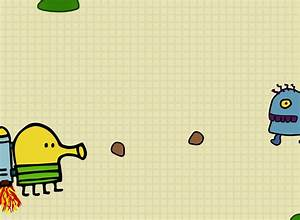 Doodle Jump Game Wallpaper for Samsung Galaxy S5