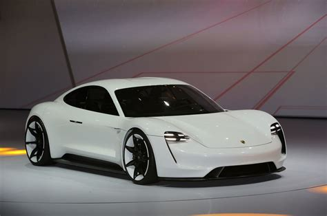 porsche electric back of the napkin a new look at the porsche mission e