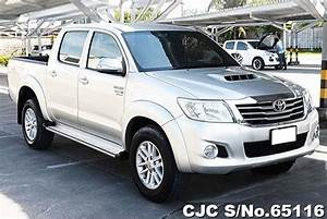 2012 Toyota Hilux White For Sale