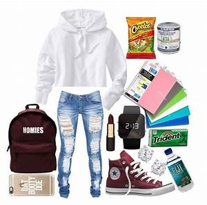 Tomboy Outfits For School
