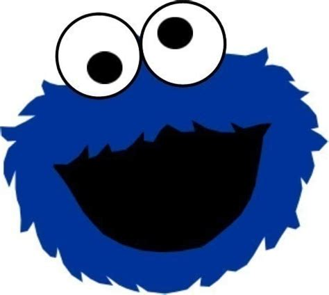 Cookie Monster Felt Magnet · How To Make A Fabric Magnet
