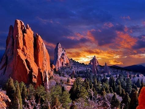 Garden Of The Gods Best Time To Visit by 10 Best Places To Visit In Colorado Page 8 Of 11 Must
