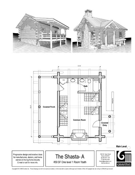 small cabin floor plans free small log cabin plans free