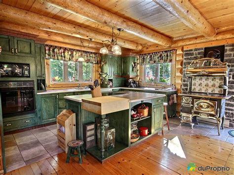 bureau en bois a vendre chalet en bois rond a vendre mzaol com
