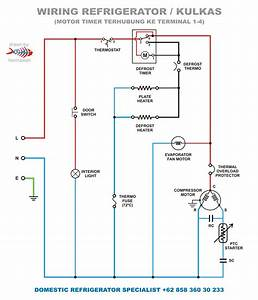 Commercial Refrigeration Wiring Diagram