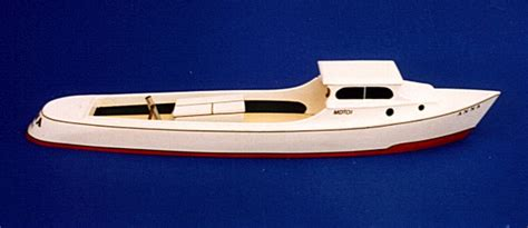 Draketail Boat by Work Boats