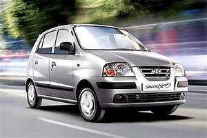 Hyundai Santro Discontinued After 16 Years