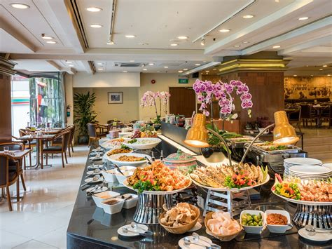 Sideboard Cafe by 8 1 For 1 Weekday Hotel Lunch Buffets From 19 Per