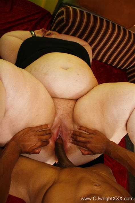 Busty Big Ass Bbw In Interracial Sex