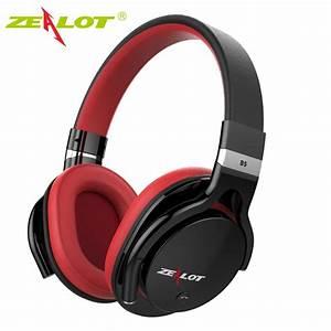 Zealot B5 Bluetooth Stereo Headphone Wireless Earphone ...  Headphone