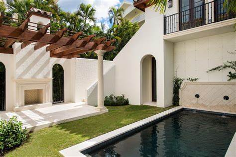 what style house do i new mediterranean style home in palm idesignarch
