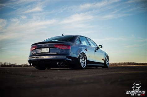 audi s4 b8 tuning stanced audi s4 b8 187 cartuning best car tuning photos from all the world