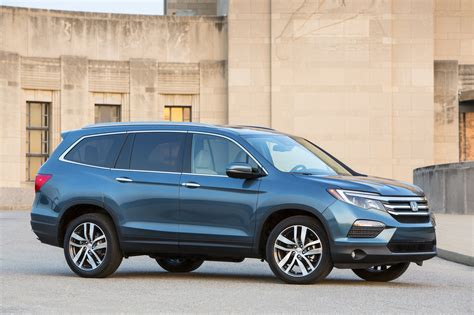 Nifty 2018 Honda Pilot Priced At $31,875  Automobile Magazine