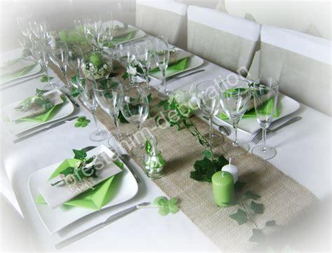ma decoration de mariage decorations de table esprit nature