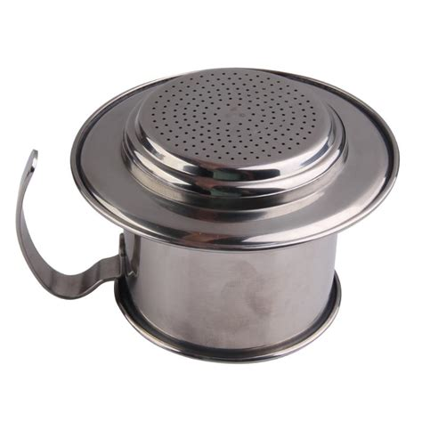 In vietnam, you'll find them everywhere, especially at shops that cater to tourists, like ben thanh market. Portable Stainless Steel Vietnam Coffee Drip Filter Coffee Maker Infuser Cafe Filter Coffee ...