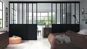 Verriere Interieure Coulissante : mur de verre fen tre verri re cloison que choisir ~ Premium-room.com Idées de Décoration