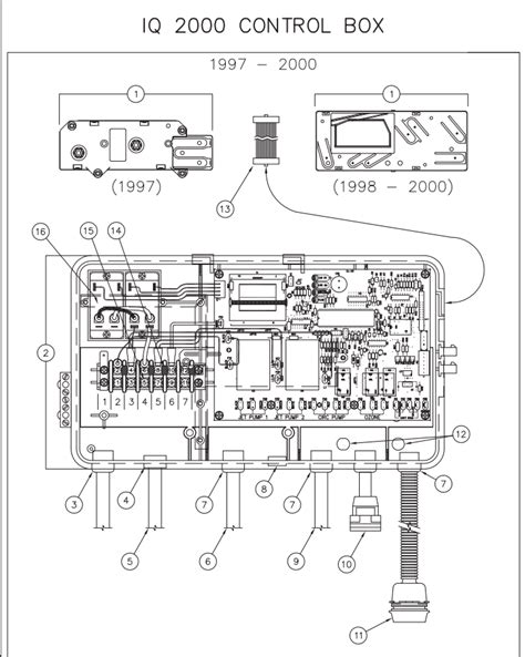 Iq 2020 Circuit Wiring Diagram by 71485 Iq2000 Box 1998 2000