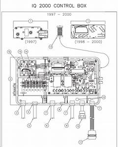 71485 Iq2000 Control Box 1998