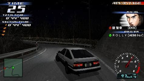 Initial d game psp free download   nsulasculse