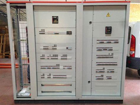 Tableau TGBT 630 Amp   Contact D.M. TABLEAUX