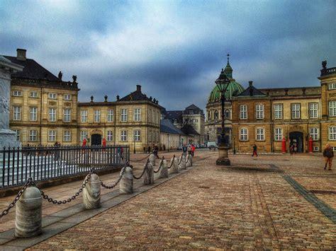 Amalienborg Palace - iPhone   Copenhagen, Denmark - from ...