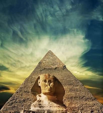 Egypt Egyptian Wallpapers Sfinx Fotografische Desktop Achtergronden