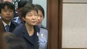 Former South Korean Park Geun-hye president jailed for 24 ...