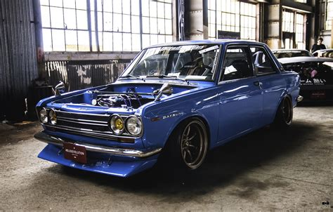 Datsun 510 Looking Good!