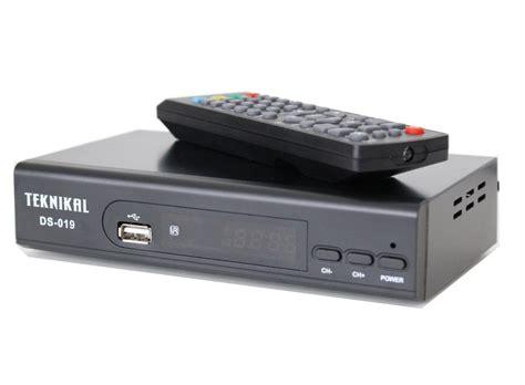 UK Freeview HD Set Top Box plus RECORDER Digital TV ...