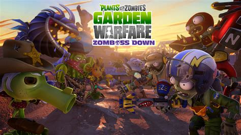 plants versus zombies garden warfare hefty new chunk of plants vs zombies garden warfare dlc