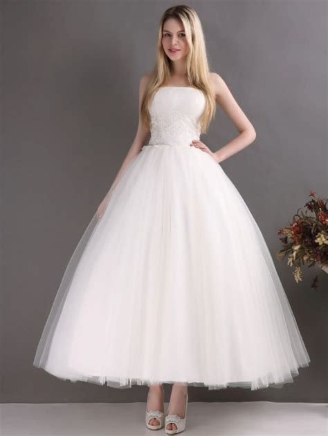 ankle wedding dress best ankle length wedding dresses you must sang maestro