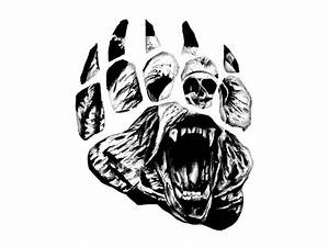 Tribal Grizzly Bear Tattoo Designs Wallpaper Lcpsdht ...