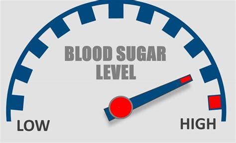 blood glucose levels diabetes