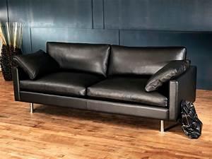 Canape cuir design et haut de gamme nova canape for Canapé en cuir design