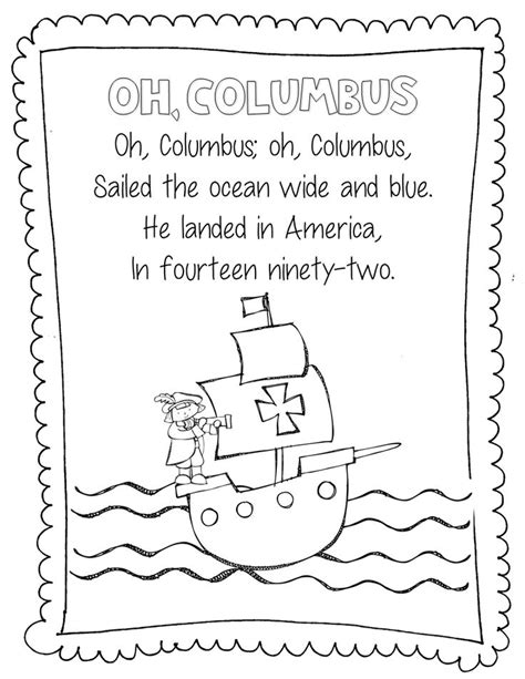 58 best christopher columbus activities images on