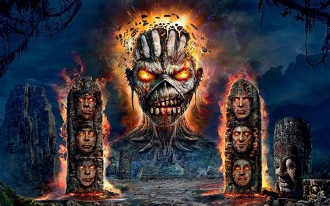 [40+] Iron Maiden Wallpapers High Resolution on ...