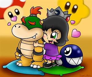 AT with javibros132: Baby Bowser and Baby Devora by ...