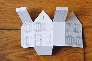 Origami Maison En Papier : maison en papier pliage avie home ~ Zukunftsfamilie.com Idées de Décoration