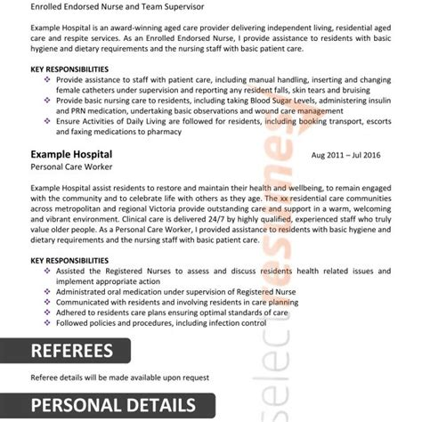 Blue Collar Resume Profile by Corporate Executive Design 178 Select Resumes