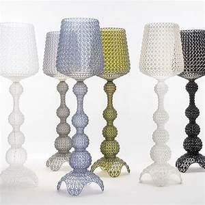 Luminaire Kartell : kabuki lampadaire blanc kartell d couvrez luminaires d ~ Voncanada.com Idées de Décoration