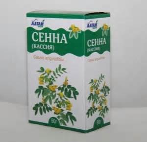 Чай для похудения из сенны изюма и сиропа шиповника