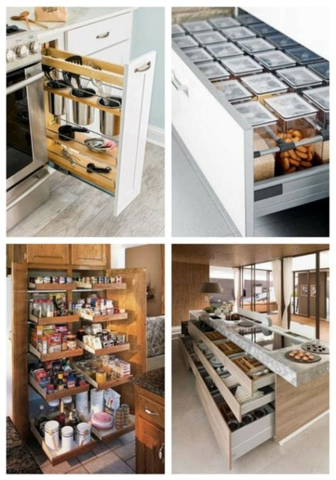 Clever Kitchen Ideas by 62 Clever Kitchen Organization Ideas Comfydwelling