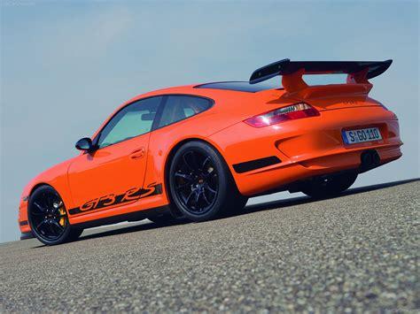 orange porsche 911 gt3 2007 orange porsche 911 gt3 rs wallpapers