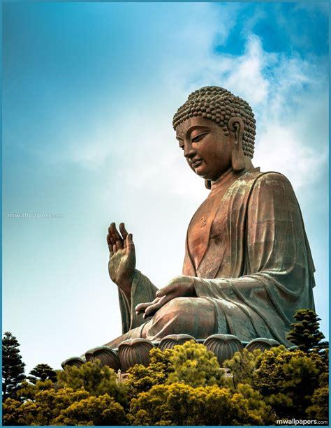 buddha hd 1080p wallpapers lord iphone zen meditation gautama buddhist face