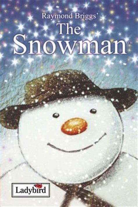 snowman film book  raymond briggs
