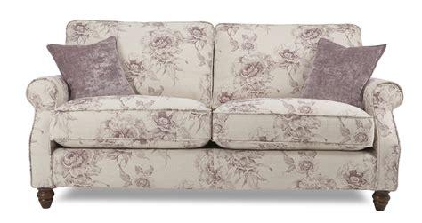 dfs floral sofa