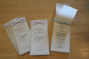 wedding program templates wedding program templates on